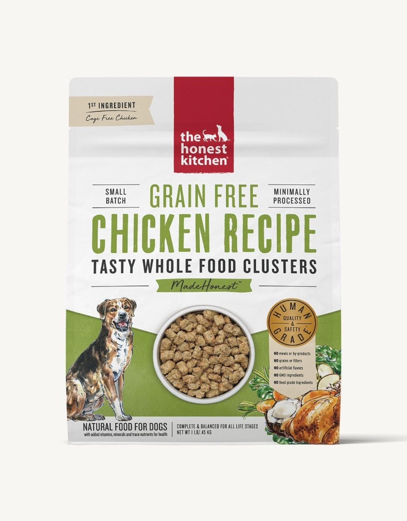 The Honest Kitchen Grain-Free Chicken Clusters