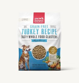 The Honest Kitchen Grain-Free Turkey Clusters