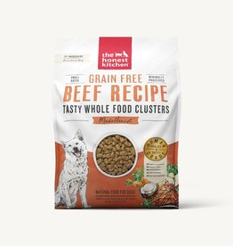 The Honest Kitchen Grain-Free Beef Clusters