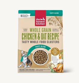 The Honest Kitchen Whole Grain Chicken Puppy Clusters