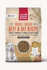 The Honest Kitchen Whole Grain Beef & Turkey Clusters