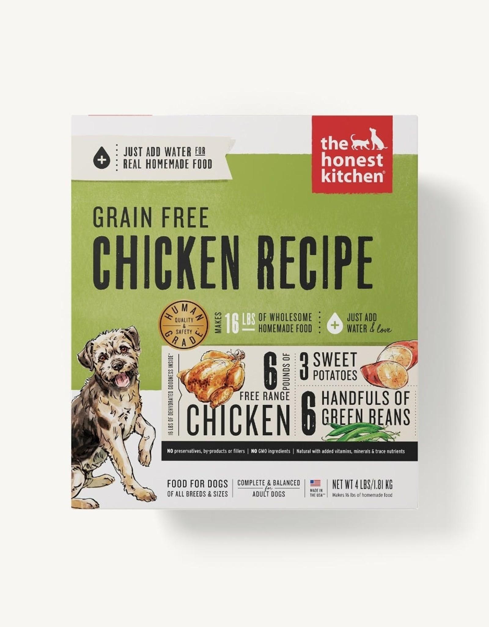 The Honest Kitchen Grain-Free Dehydrated Chicken