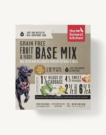 The Honest Kitchen Canine Honest Kitchen GF Base Mix