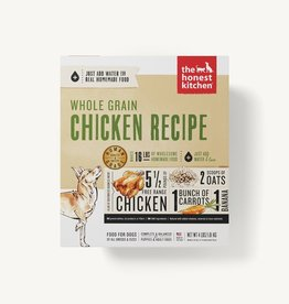 The Honest Kitchen Whole Grain Dehydrated Chicken