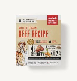 The Honest Kitchen Whole Grain Dehydrated Beef
