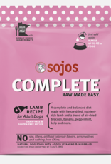 Sojos Pet Food Grain-Free Freeze-Dried Lamb Recipe
