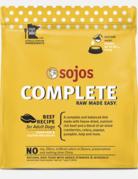 Sojos Pet Food Canine Grain-Free Freeze-Dried Beef Recipe