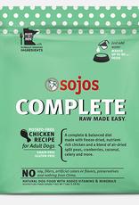 Sojos Pet Food Grain-Free Freeze-Dried Chicken Recipe