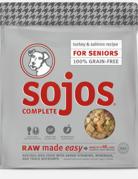 Sojos Pet Food Canine Grain-Free Freeze-Dried Senior Recipe