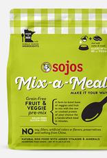 Sojos Pet Food Grain-Free Freeze-Dried Base Mix