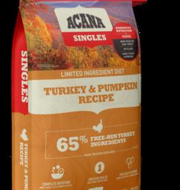Acana Grain-Free Turkey & Pumpkin Recipe
