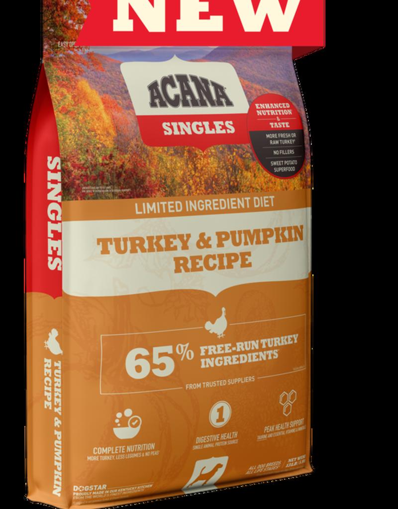 Acana Canine Grain-Free Turkey & Pumpkin Recipe