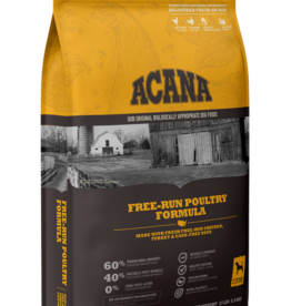 Acana Heritage - Free-Run Poultry Recipe