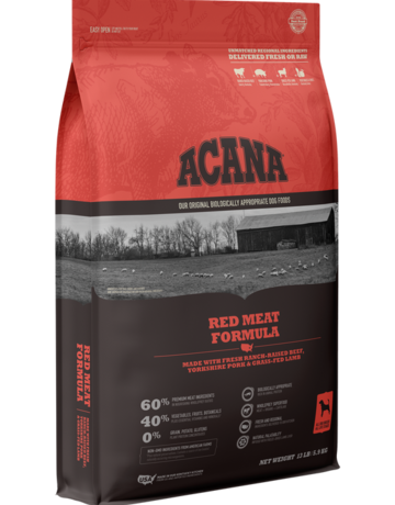 Acana Canine Grain-Free Red Meat Recipe