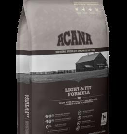 Acana Heritage - Light & Fit Recipe