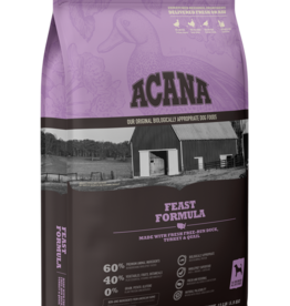 Acana Grain-Free Feast Recipe