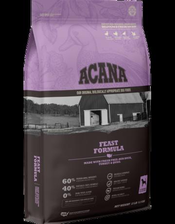 Acana Canine Grain-Free Feast Recipe