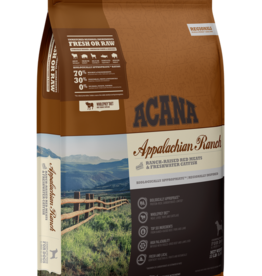 Acana Grain-Free Appalachian Ranch Recipe
