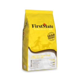 FirstMate Pet Food Cage Free Chicken Meal & Oats Recipe