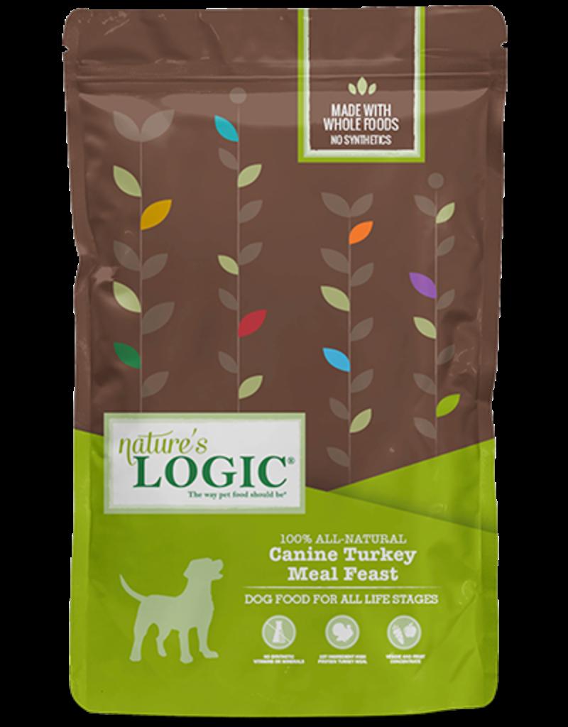 Natures Logic Canine Whole Grain Turkey Feast