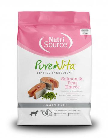 PureVita Canine Grain-Free Salmon & Peas Entree