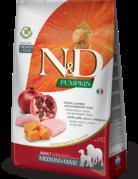 Farmina Canine Grain-Free Adult Chicken & Pomegranate