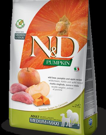 Farmina Canine Grain-Free Adult Boar & Apple
