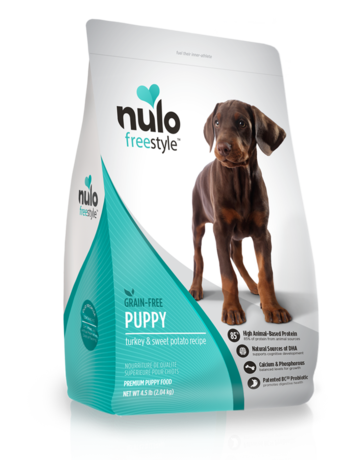 Nulo Canine Grain-Free Puppy Turkey & Sweet Potato