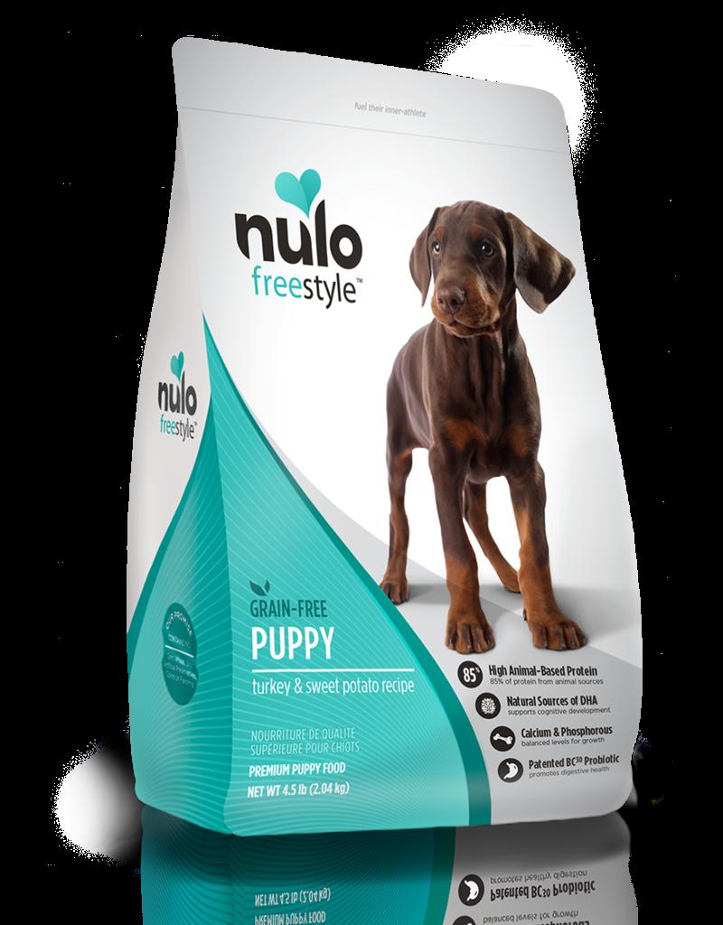 Nulo Canine Grain-Free Puppy Turkey & Sweet Potato