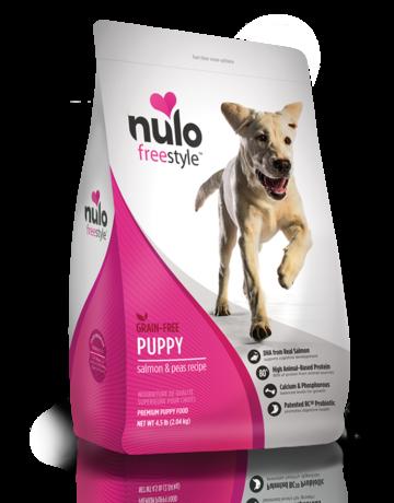 Nulo Canine Grain-Free Puppy Salmon & Peas