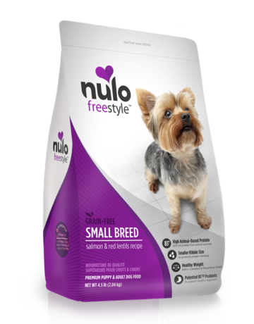 Nulo Canine Grain-Free Small Breed