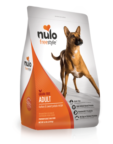 Nulo Canine Grain-Free Adult Turkey & Sweet Potato