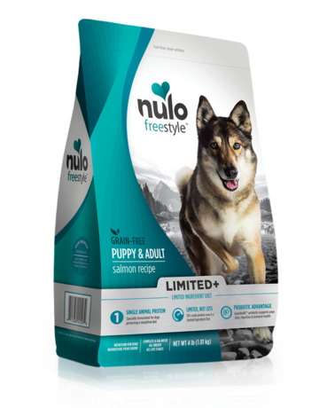 Nulo Canine Grain-Free Limited+ Adult Salmon