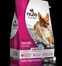 Nulo Grain-Free Limited+ Small Breed Turkey