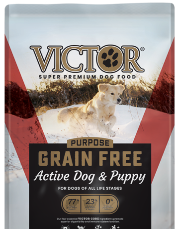 Victor Pet Food Canine Grain-Free Active Dog & Puppy