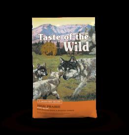 Taste of the Wild Pet Food Puppy High Prairie Recipe