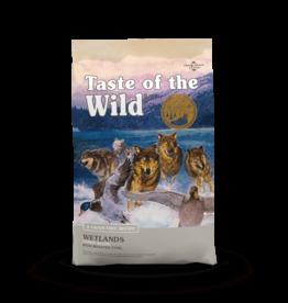 Taste of the Wild Pet Food Grain-Free Adult Wetlands Recipe