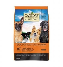 CANIDAE Whole Grain All Life Stages - Lamb & Rice