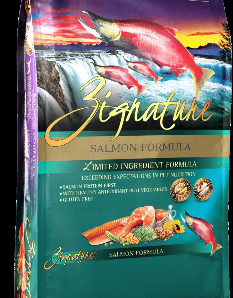 Zignature Canine Grain-Free Salmon Formula