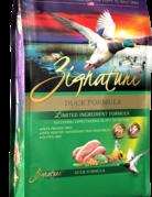Zignature Canine Grain-Free Duck Formula