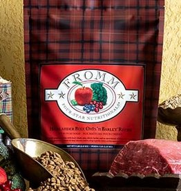 Fromm Family Pet Foods Whole Grain Highlander Beef Recipe
