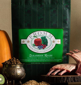 Fromm Family Pet Foods Whole Grain Zealambder® Recipe