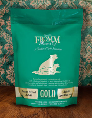 Fromm Family Pet Foods Canine Whole Grain Large Breed Adult Gold