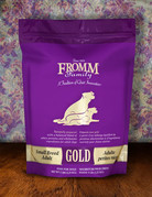 Fromm Family Pet Foods Canine Whole Grain Small Breed Adult Gold