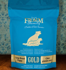 Fromm Family Pet Foods Whole Grain Large Breed Puppy Gold