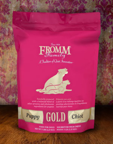 Fromm Family Pet Foods Canine Whole Grain Puppy Gold
