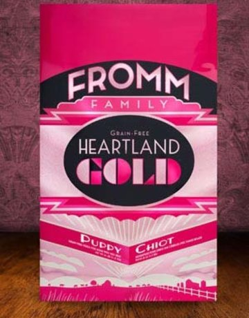 Fromm Family Pet Foods Canine Grain-Free Heartland Gold Puppy