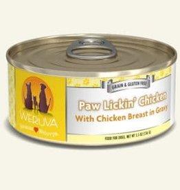 WERUVA Grain-Free Paw Lickin' Chicken