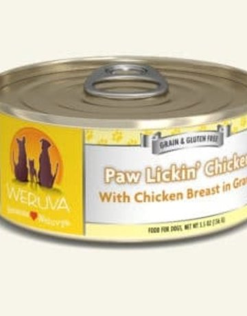WERUVA Canine Grain-Free Paw Lickin' Chicken