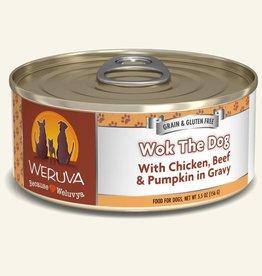 WERUVA Grain-Free Wok the Dog